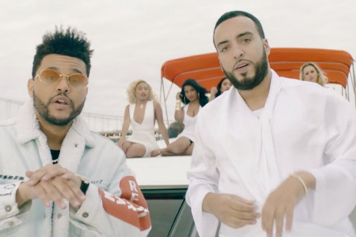 "French Montana Teams Up with The Weeknd and Max B for Wild New ""A Lie"" Video"