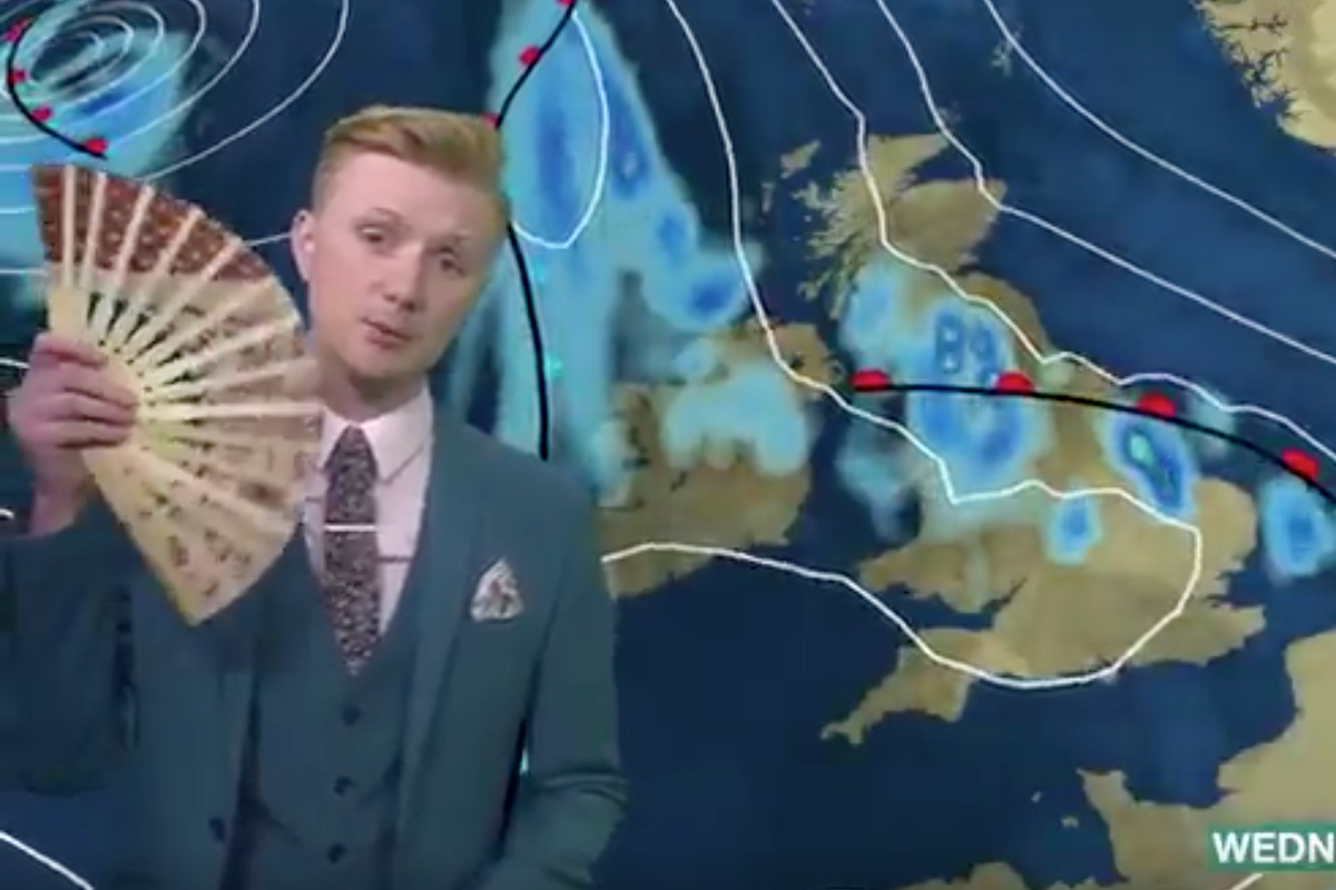 How Many 'Drag Race' References Can You Count in This Forecast?