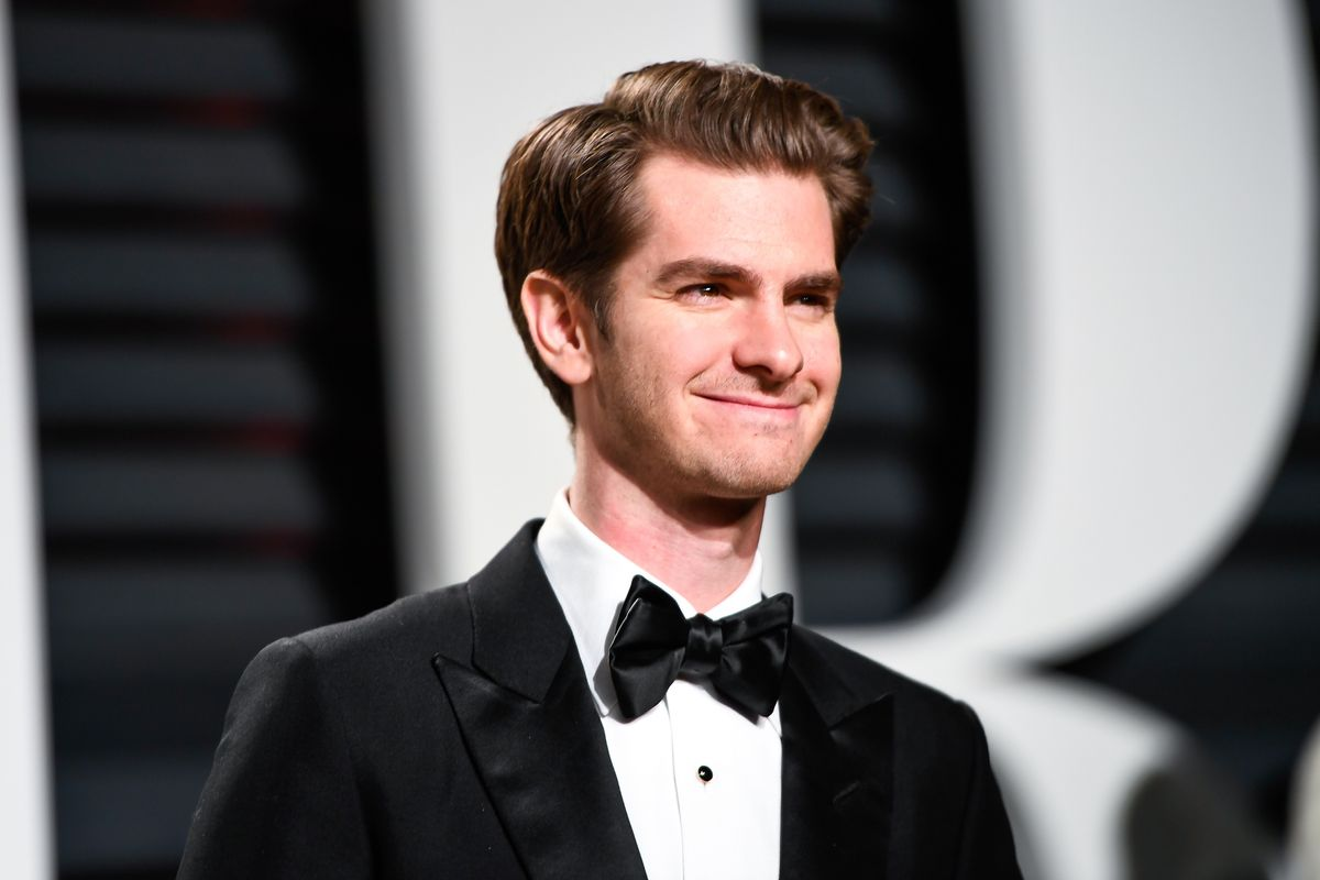 """Andrew Garfield Responds to """"Physical Act"""" Backlash"""