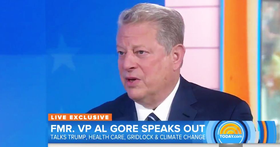 Al Gore Delivers Most Damning Indictment Yet of Trump's Presidency