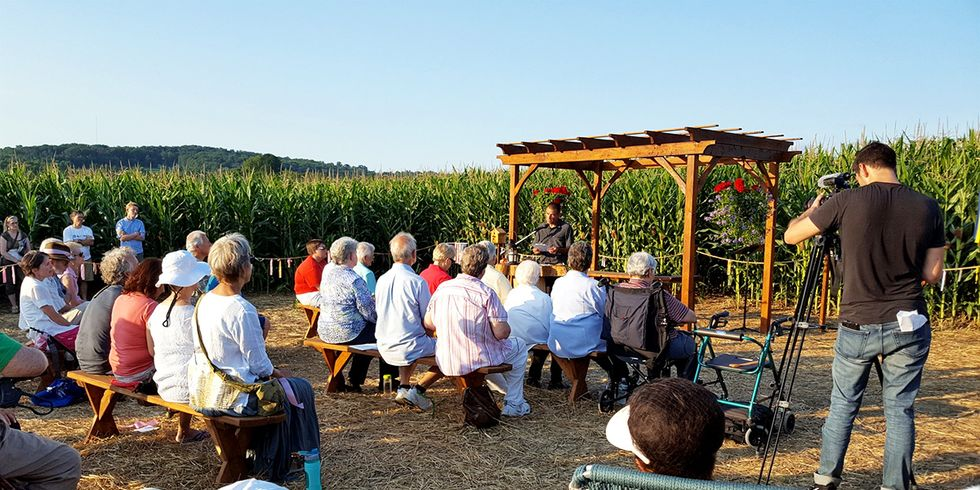 Nuns Head to Court to Defend Chapel Blocking Pipeline Route