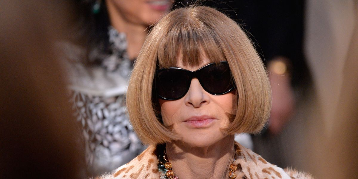 Anna Wintour Dancing to Katy Perry at the Met Gala is the Most Shocking Thing You'll See Today