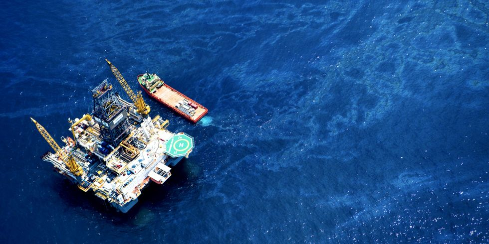 Will the Gulf of Mexico Remain a Dumping Ground for Offshore Fracking Waste?