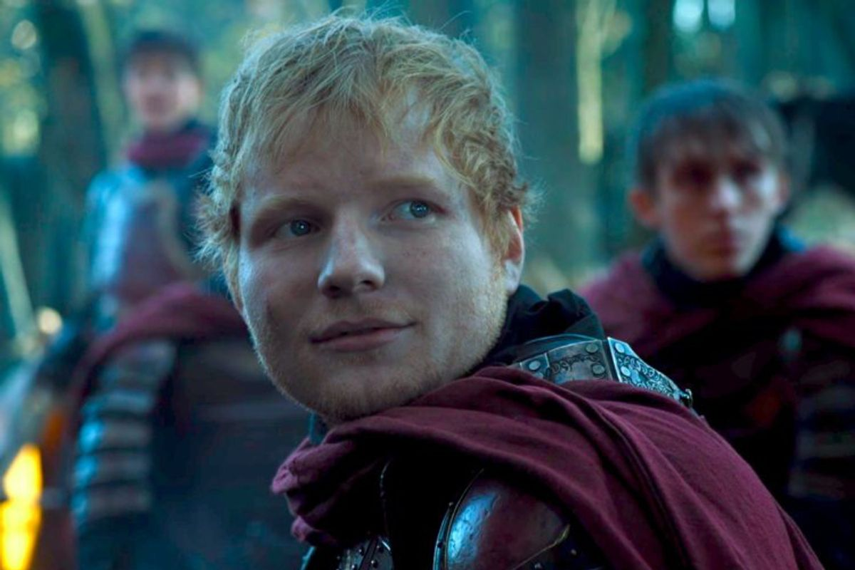 "Ed Sheeran Deletes His Twitter Account After Getting Dragged For His ""Game of Thrones"" Cameo"