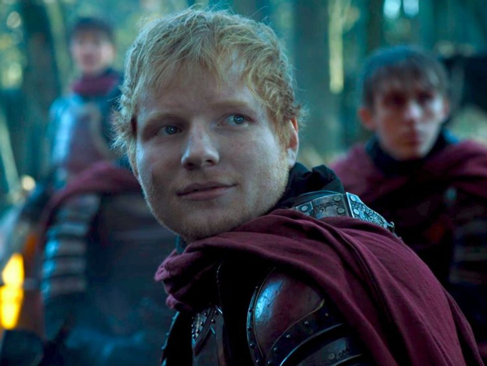 """Ed Sheeran Deletes His Twitter Account After Getting Dragged For His """"Game of Thrones"""" Cameo"""