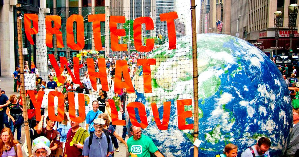 Why Being Fearful Can Spark Climate Action