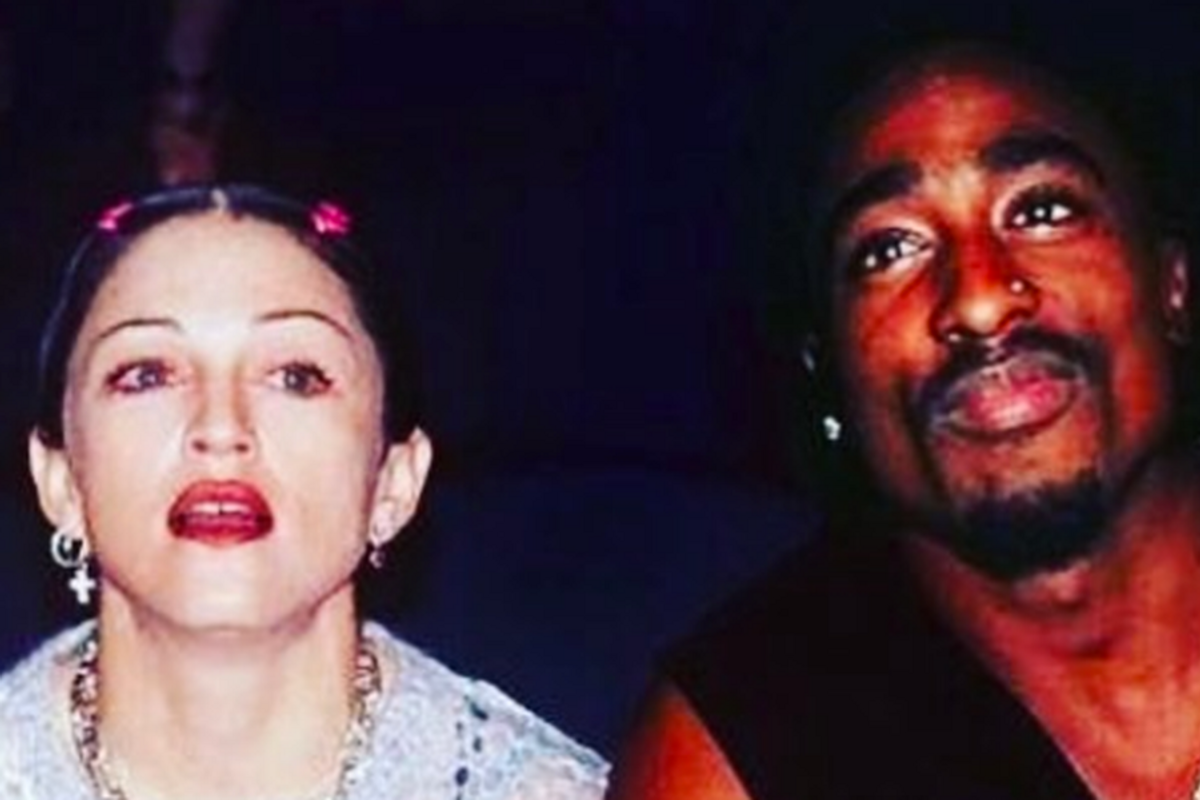 """Madonna Blocks """"Grossly Offensive"""" Auction Including Tupac's 1995 Letter"""