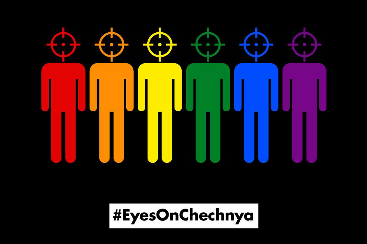 RuPaul, Rita Ora, and More Join #EyesOnChechnya Campaign