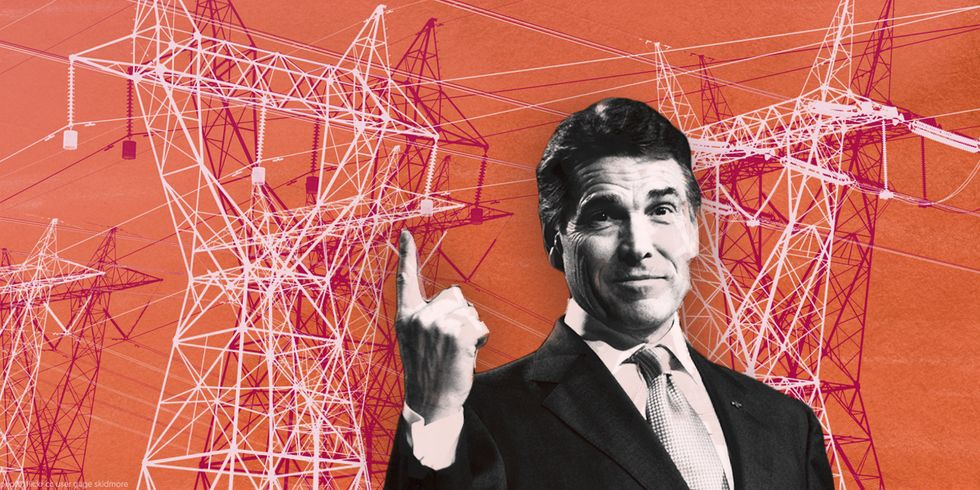 The Many Reasons to Be Skeptical Over Rick Perry's Grid Study