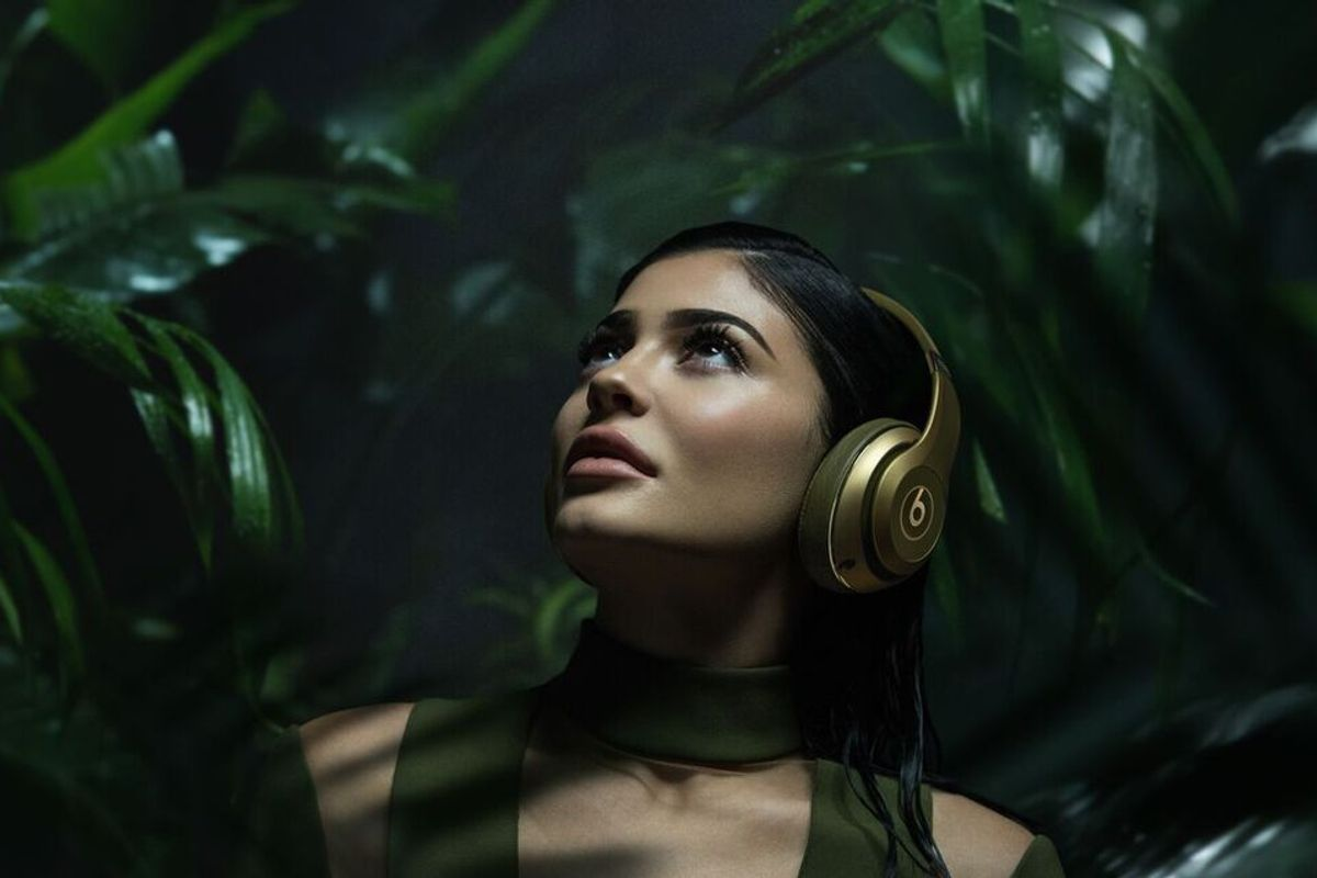 Balmain Goes Peak Millennial, Teams Up with Beats By Dre and Kylie Jenner