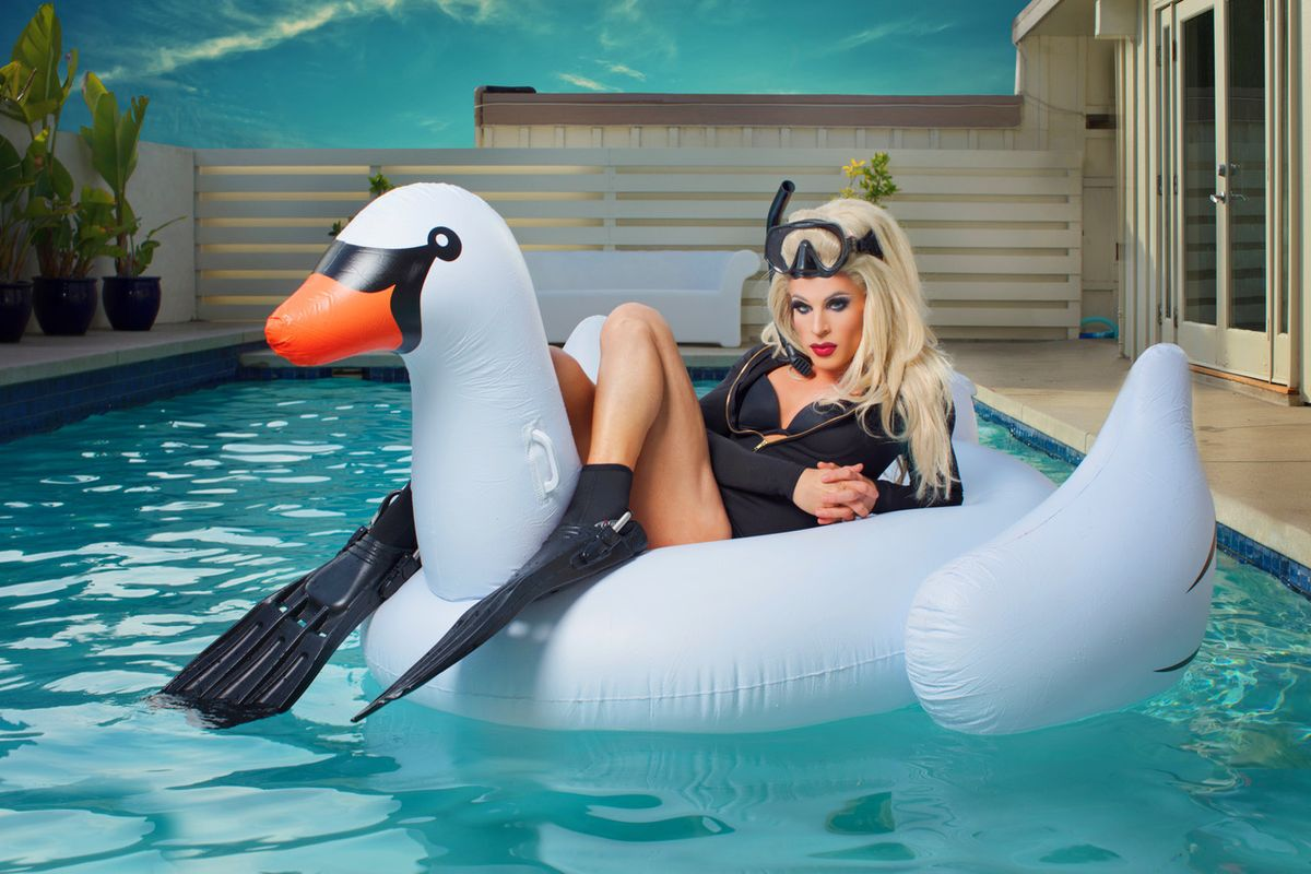 Celebrity Drag Photographer Asks 'Why Not!' with New L.A. Exhibition