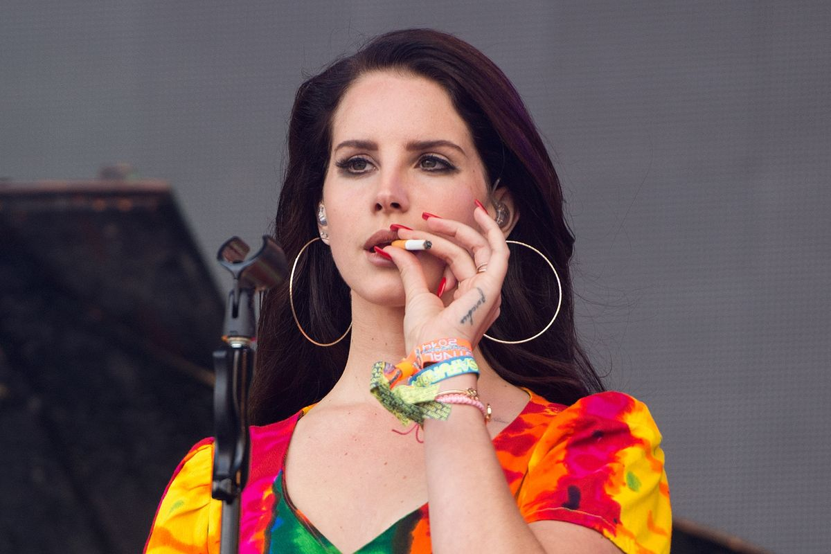 Lana Del Rey's Latest Interview Is by Far Her Most Revealing