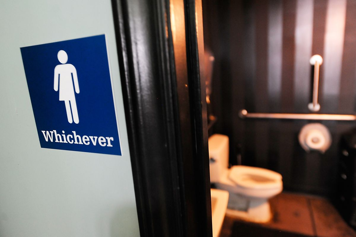 Scotland Proposes Gender-Neutral Bathrooms in All Schools