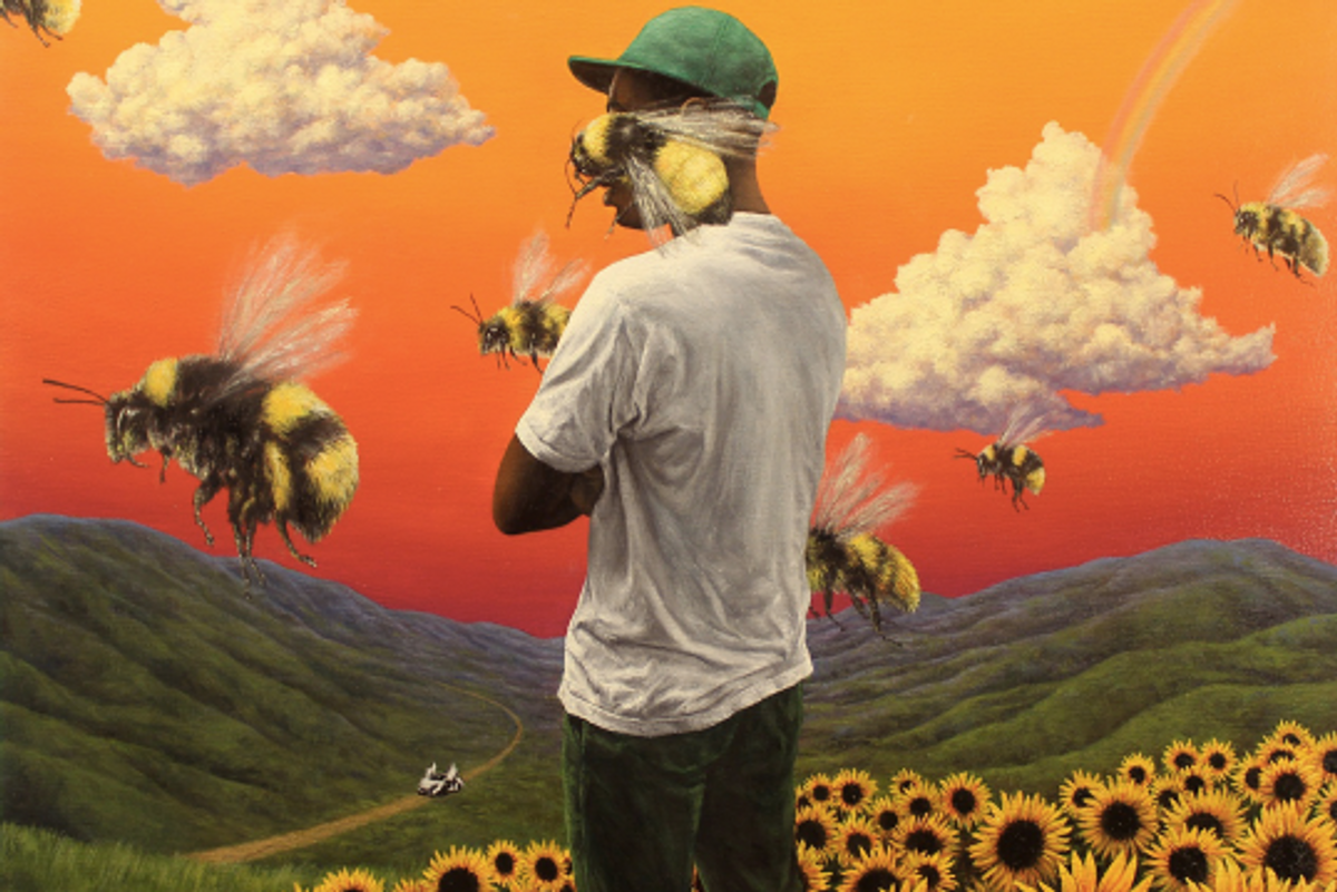 """Listen to Tyler, the Creator's Official Release of """"I Ain't Got Time!"""""""