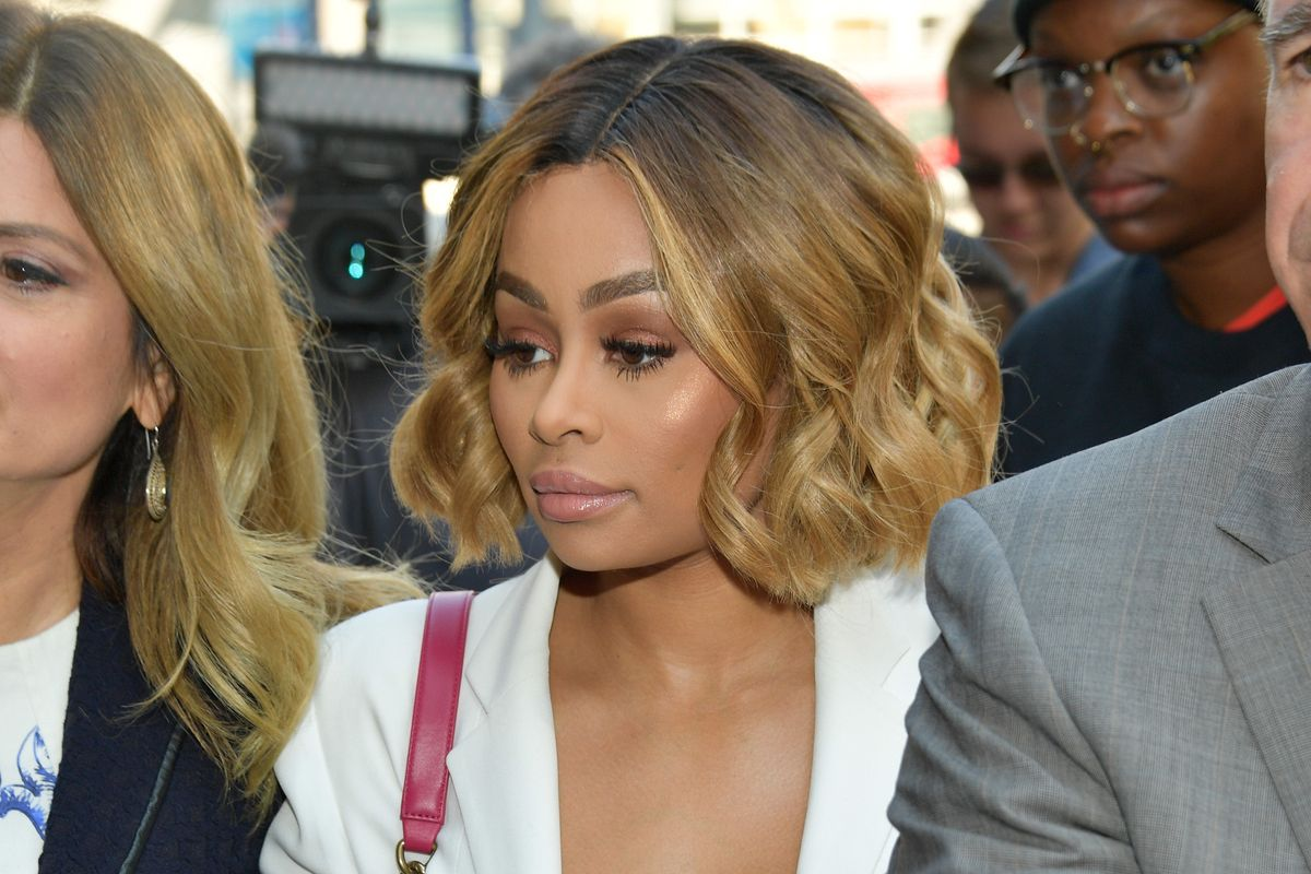 Blac Chyna Reveals She Only Lasted a Week Living in Kylie Jenner's House with Rob