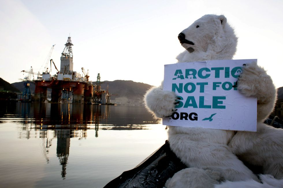 Coast Guard Makes Dire Warning About Drilling in the Arctic
