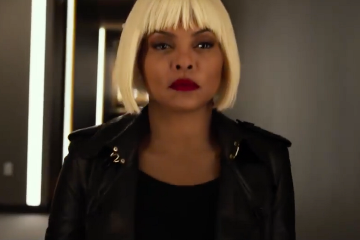 Taraji Henson Is Playing a Badass Assassin in Her Next Movie and Suddenly Everything Makes Sense