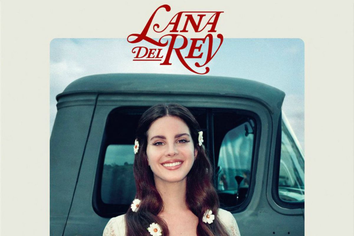 Lana Del Rey's 'Lust For Life' Is Out Now; Put Your Red Dress On And Listen Here