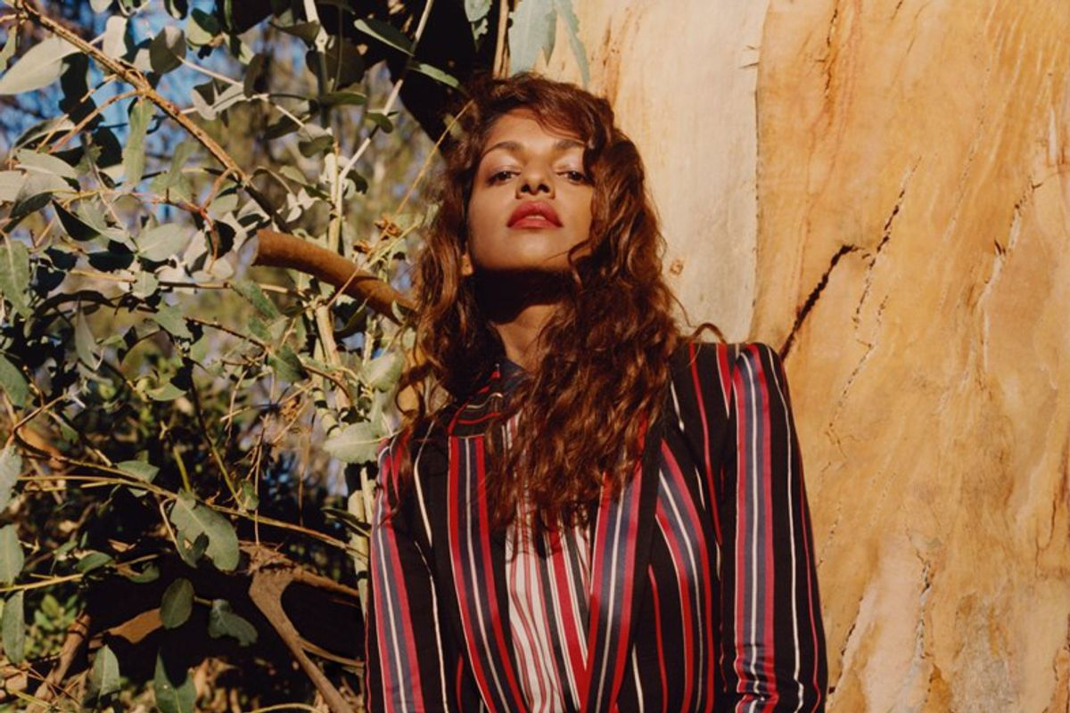 See M.I.A. for HUGO Shot by Harley Weir