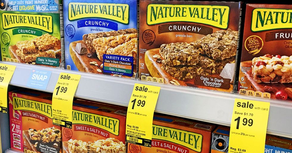 Court Rules Against General Mills Motion to Dismiss, Says It's Reasonable Consumers Wouldn't Consider Glyphosate-Containing Nature Valley Granola Bars 'Natural'