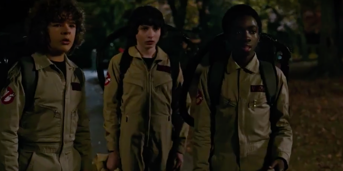 """Watch the Official """"Stranger Things"""" Season Two Trailer"""