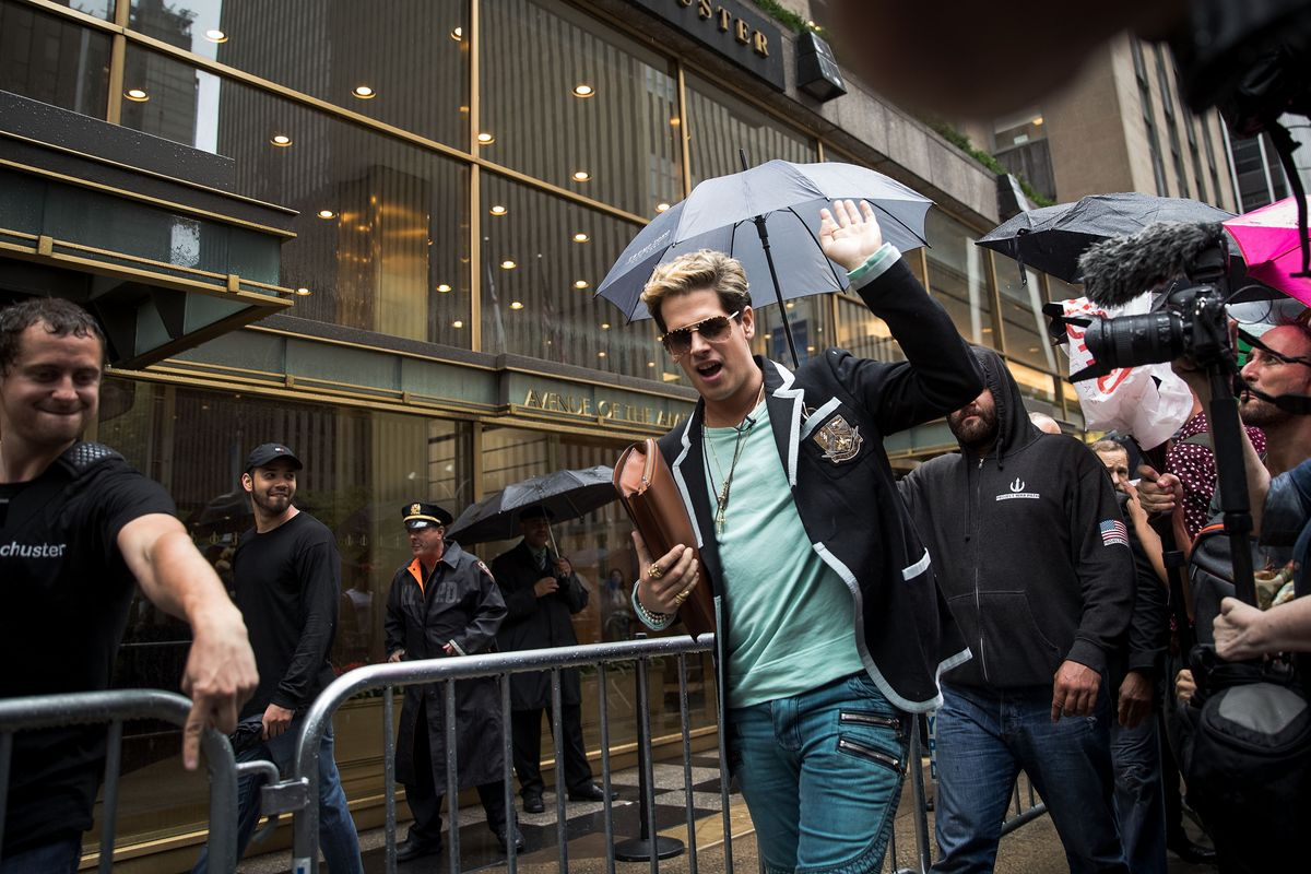Milo Yiannopoulos's Book Is Flopping