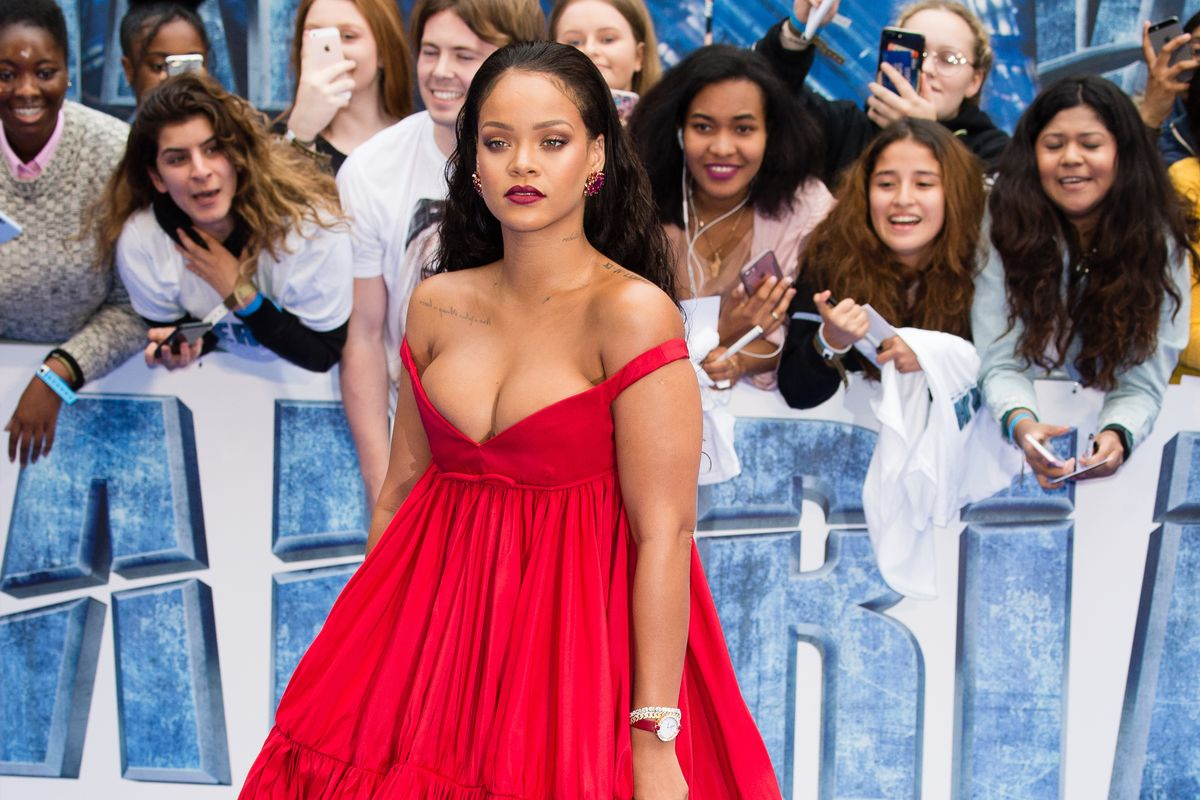 Rihanna Keeps Having to Come for Body Shamers Because People Are the Worst