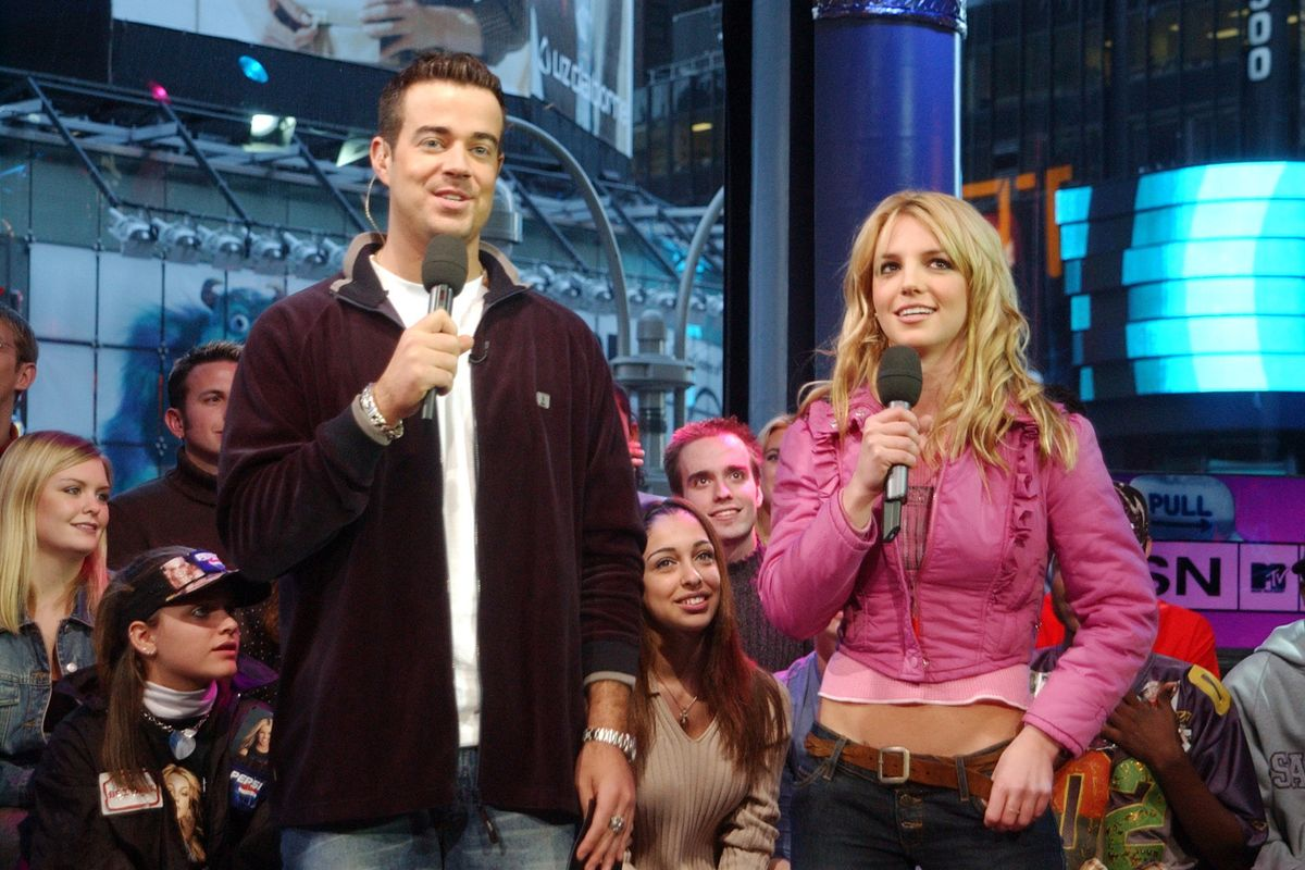 MTV Is Going to Make Times Square Cool Again With the Return of 'Total Request Live'