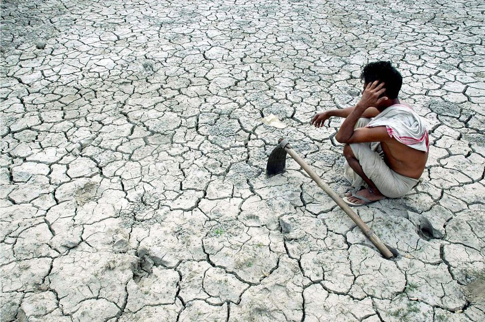 60,000 Suicides in India 'Linked to Climate Change'