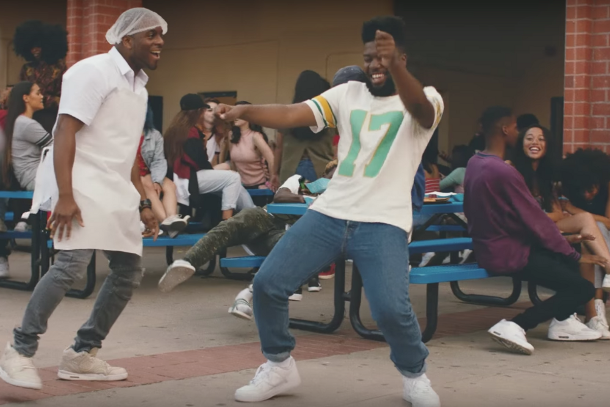 "Watch the Video for Khalid's Insanely Catchy New Single ""Young Dumb & Broke"""