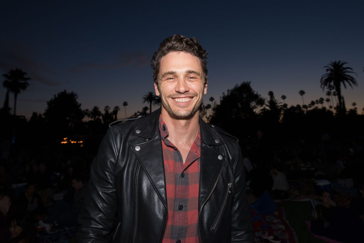 James Franco Is OUT Magazine's New Cover Star