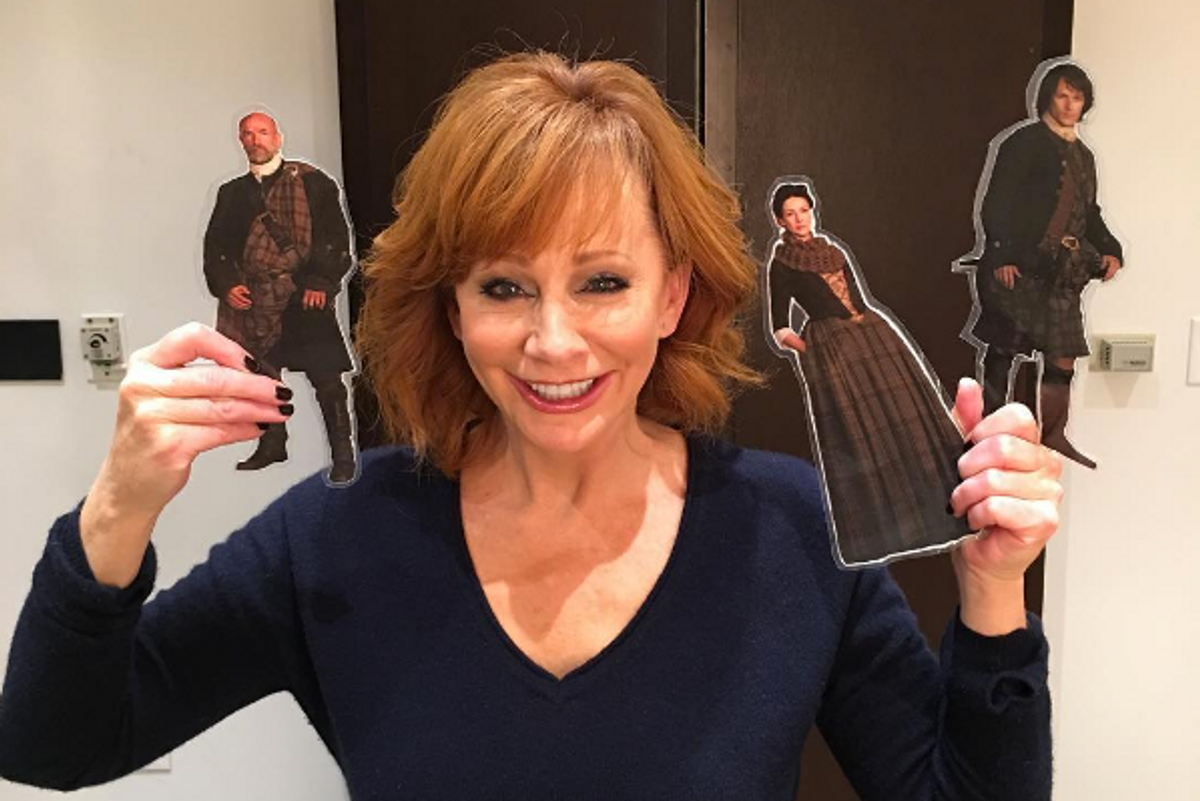 A Deep Dive into the Mysteries, Joys and Chicken Fingers of Reba McEntire's Instagram Account
