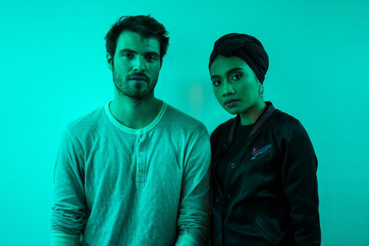 "PREMIERE: Watch Yuna and Emmit Fenn Unite for Haunting ""Modern Flame"" Collaboration"