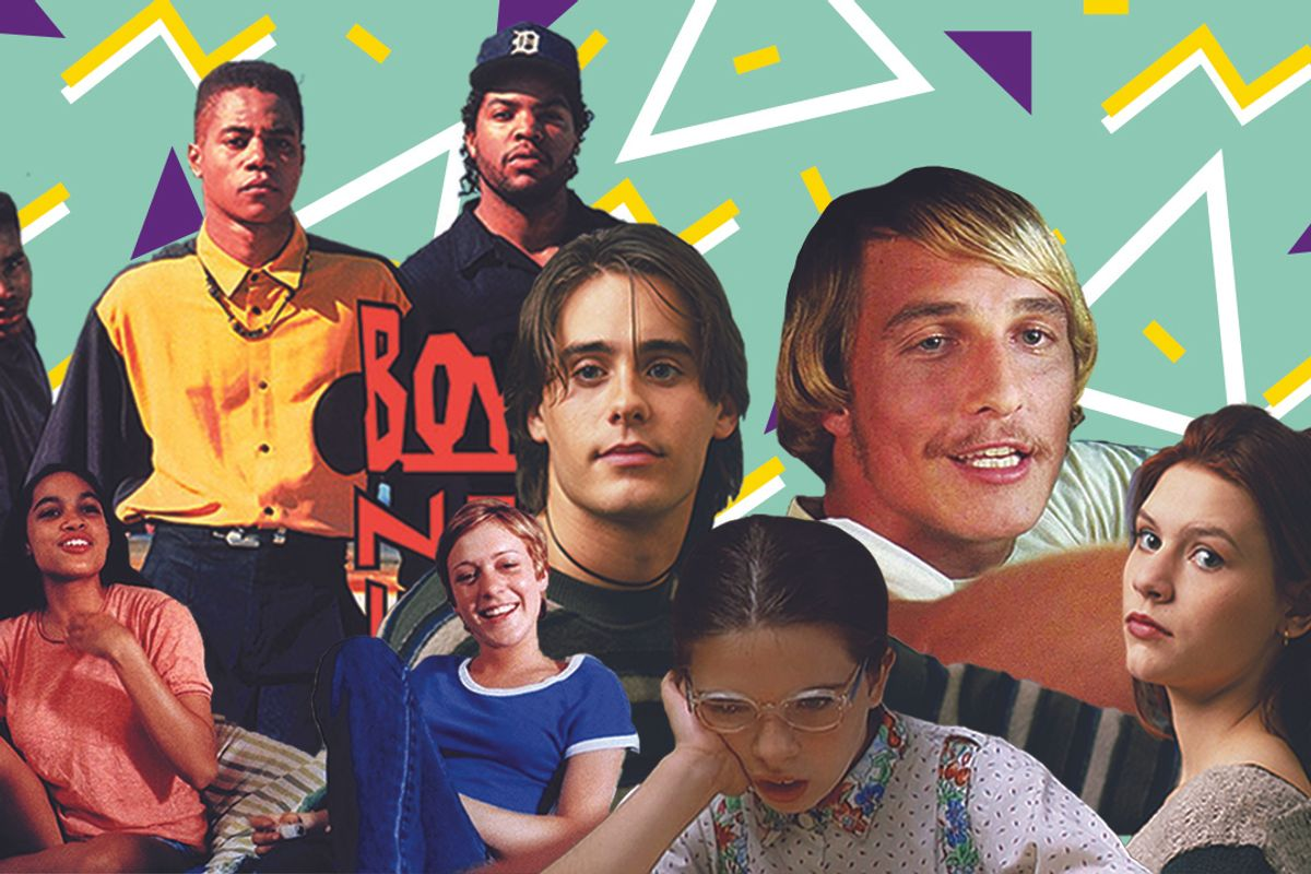 A Look Back at '90s Teen Entertainment: The Kids Were Not Alright