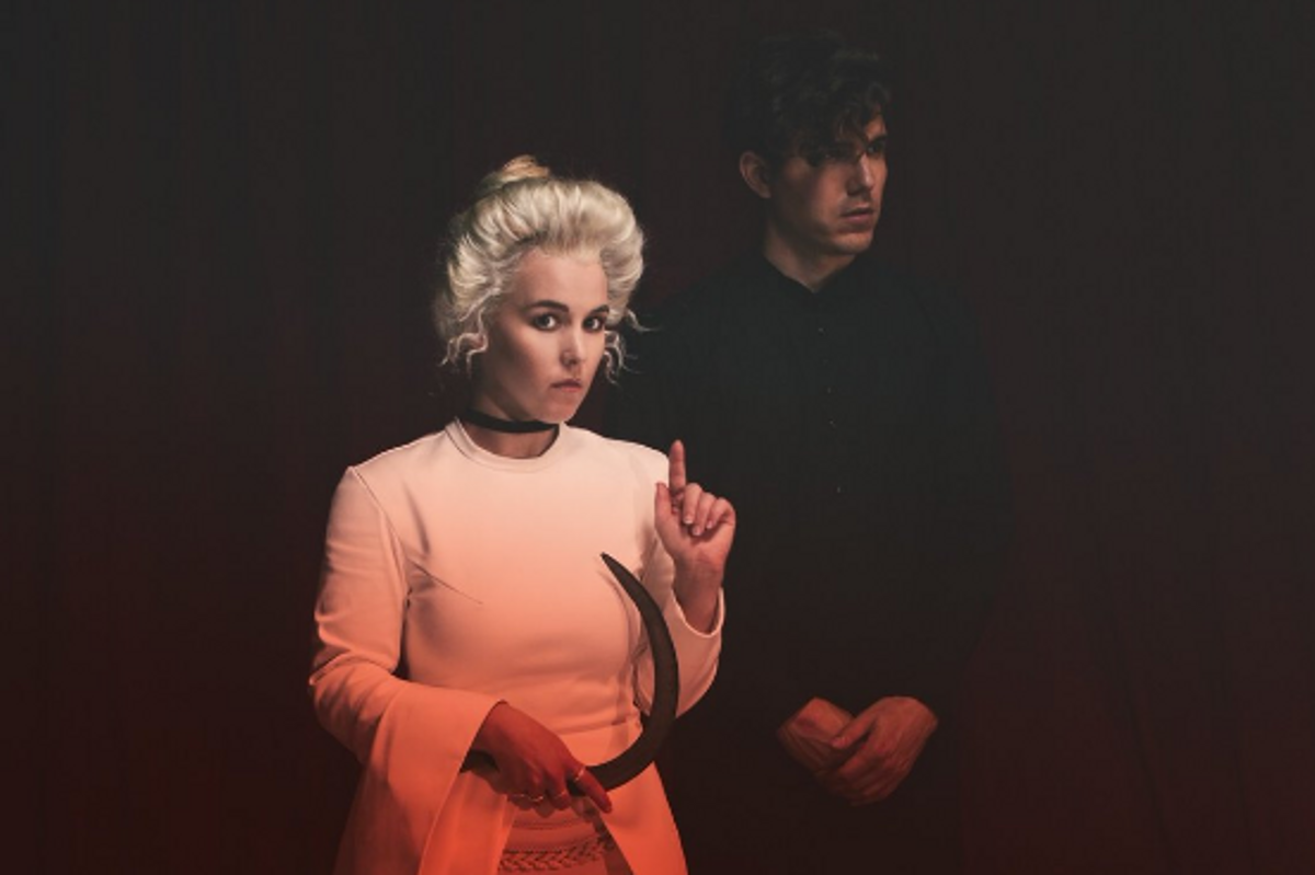 """Listen To Purity Ring's New Track, """"Asido"""""""