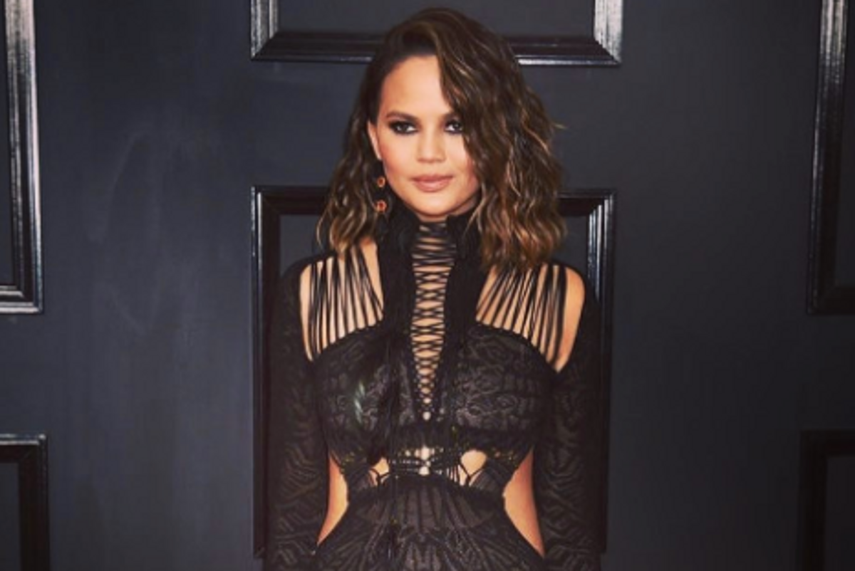 Donald Trump Doesn't Want to Hear from Chrissy Teigen on Twitter