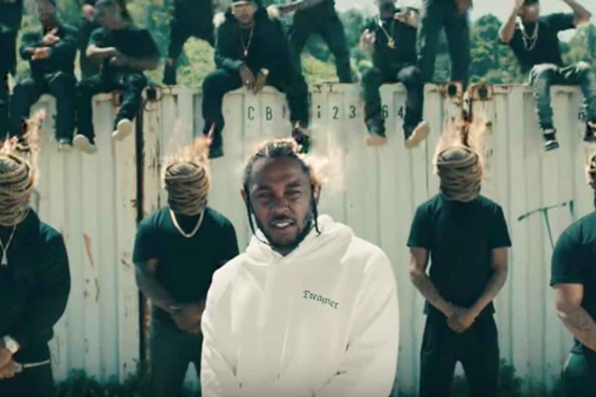 Kendrick Lamar Leads the 2017 VMA Nominations