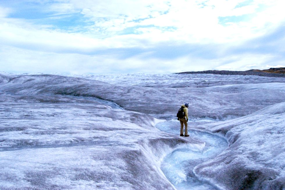Melting Greenland Could Raise Sea Levels by 20 Feet