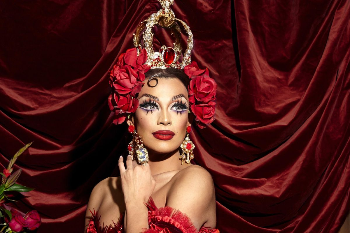 UPDATE: Lush Cosmetics Immortalized Valentina's Infamous 'Drag Race' Elimination On Its Website (And Its Instagram)