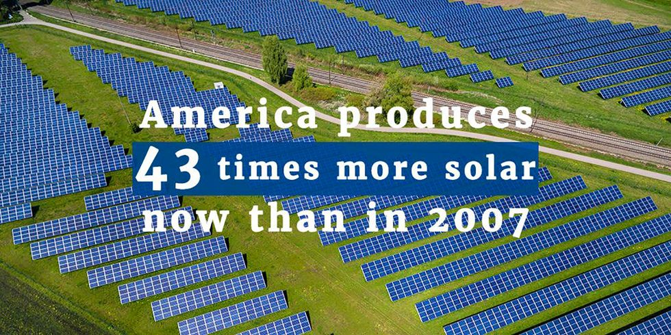 Renewable Energy Booming After a Decade of Progress