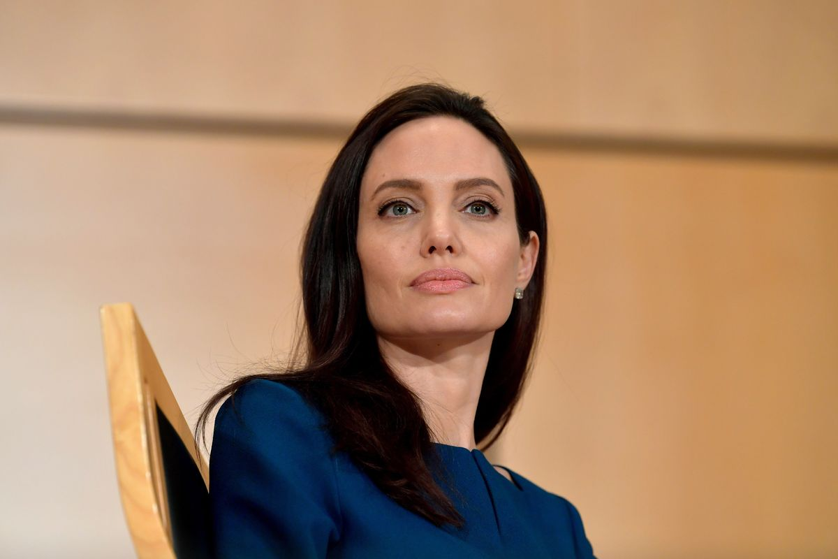 Angelina Jolie Talks Life Post-Brad in Raw New Vanity Fair Profile