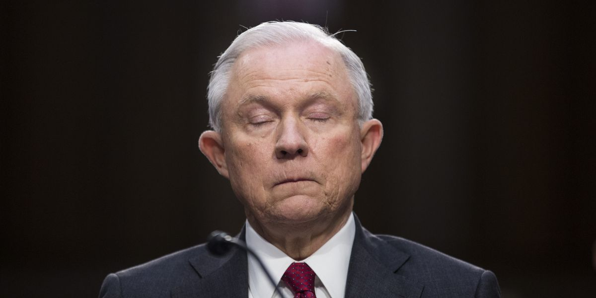 Justice Department Says Gays Aren't Protected by Civil Rights Act
