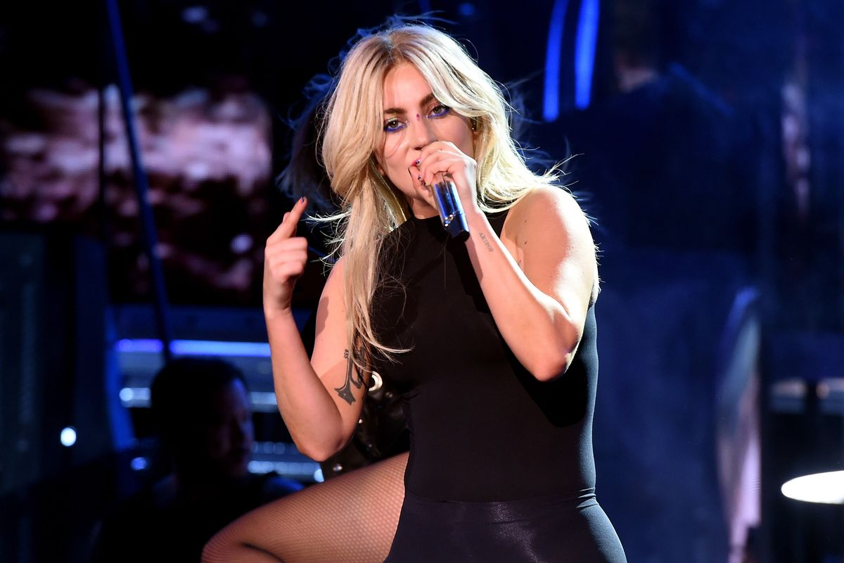 Lady Gaga Drags Trump On Twitter Over Trans Military Ban