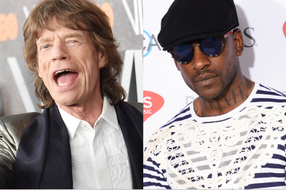 """Skepta and Mick Jagger Unite for New Song """"England Lost"""""""