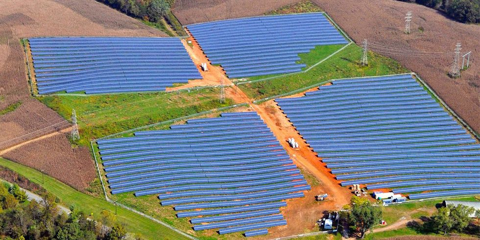 Solar Gets Big Boost at Wind's Expense in North Carolina