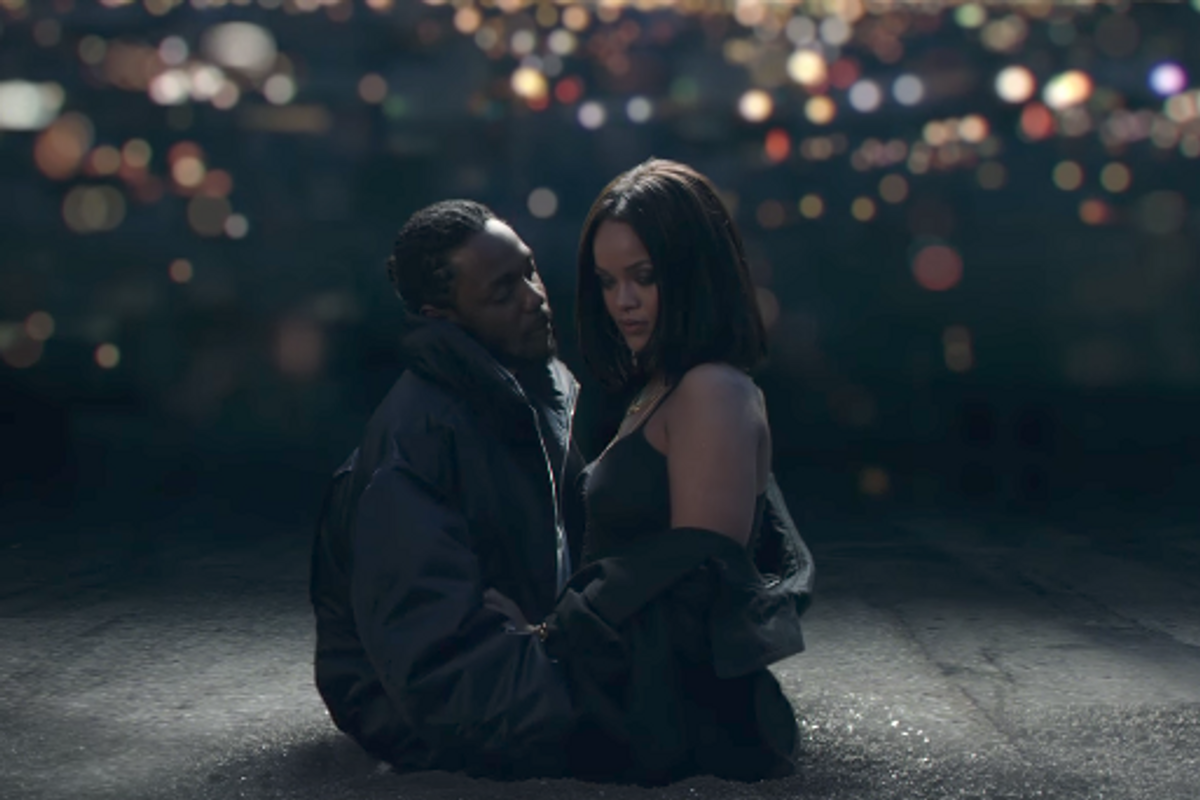"DAMN., Kendrick Has Done it Again with New ""Loyalty"" Video Featuring Rihanna"