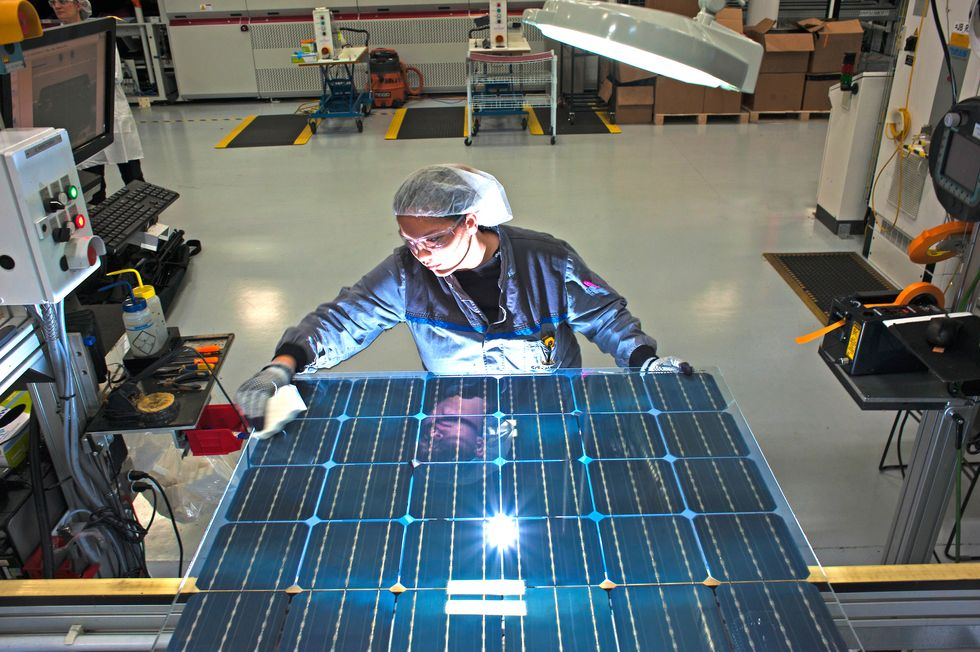 Future of American Solar Industry Could Hinge on International Trade Commission Hearing