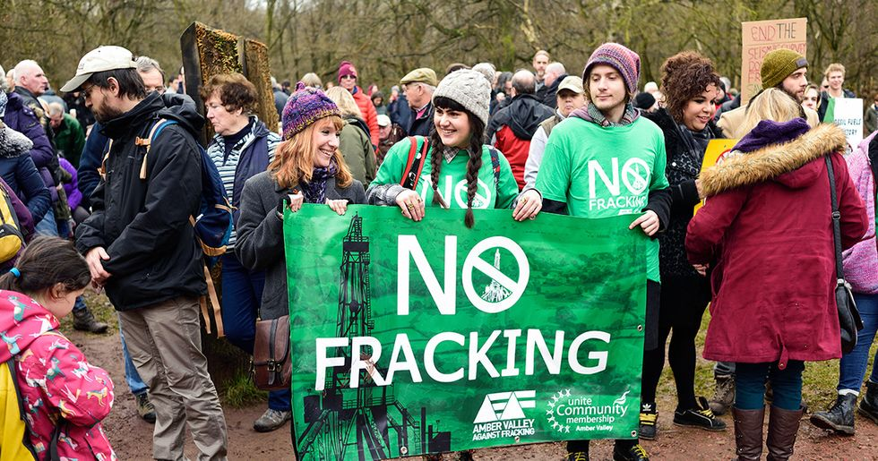 The Return of UK Fracking and What It Could Mean for the Climate