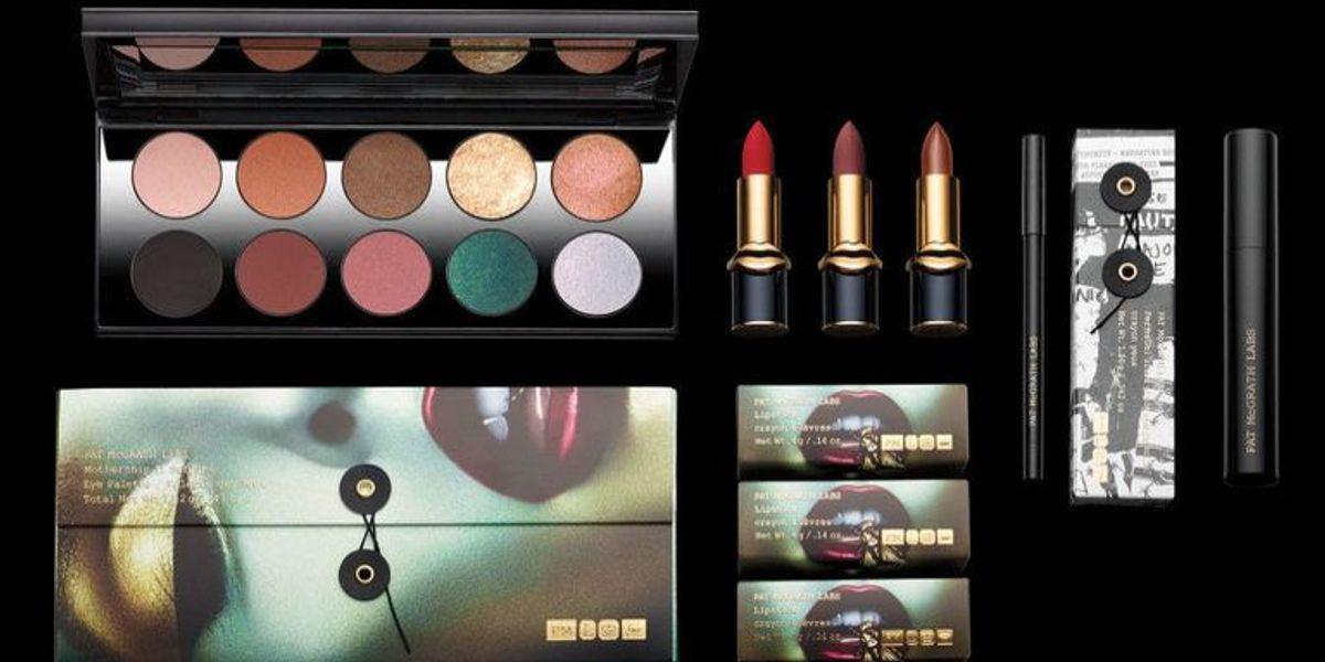 Makeup Legend Pat McGrath is Releasing an Entire Collection
