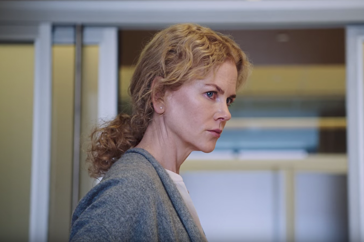 Nicole Kidman and Colin Farrell's New Horror Film Trailer Will Shake You to Your Core